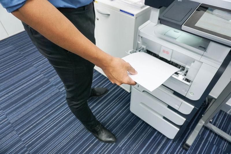 documentbeheer - Combine ICT printen